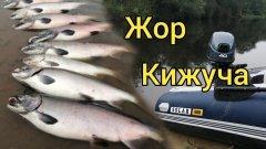 Жор кижуча! Супер рыбалка!  Сахалинская рыбалка & Sakhalin fishing