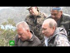 Сколько весит щука, которую поймал Путин в Тыве