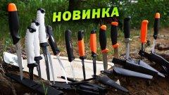 Ножи для рыбалки и туризма Akara / обзор новинки 2020 / Евгений Атрахимович