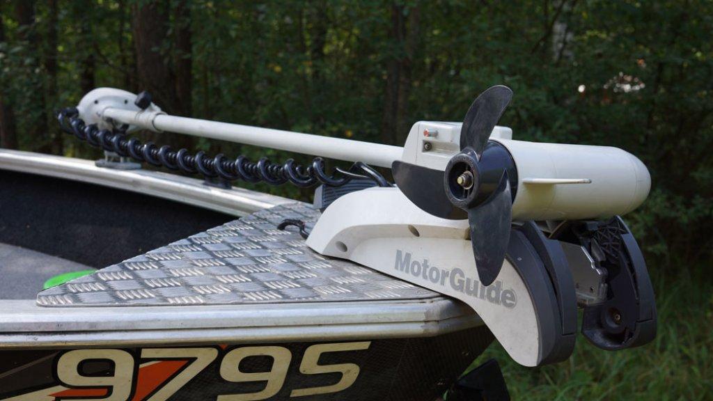 Лодочный электромотор MotorGuide - самая полная инструкция: установка, подключение, обзор, калибровка