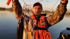 Ловля щуки. Поиск щуки на новом водоеме. Рыбалка на спиннинг 2020.