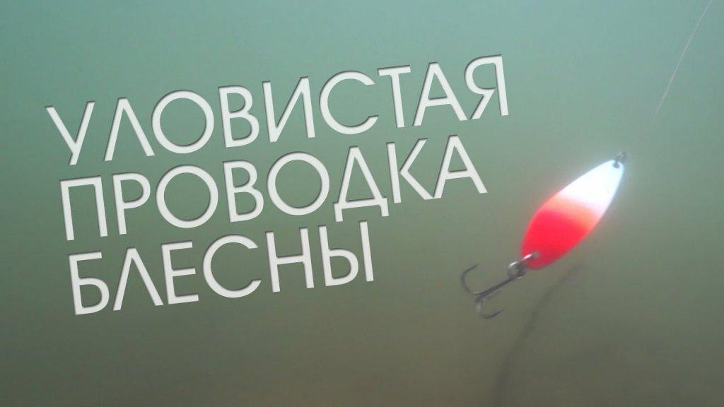 Уловистая проводка колебалки в сложных погодных условиях от Ивана Мазовка