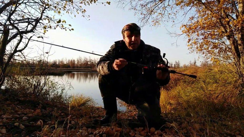 Трудовая рыбалка на севере Сахалина