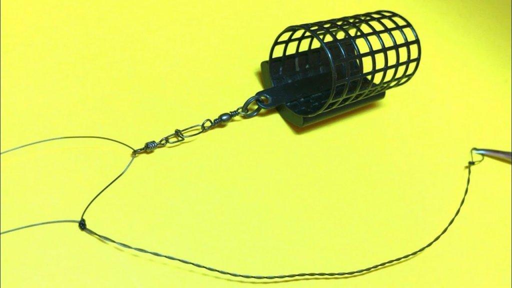 Лучшая фидерная оснастка несимметричная петля   фидер для начинающих   фидерные монтажи для рыбалки