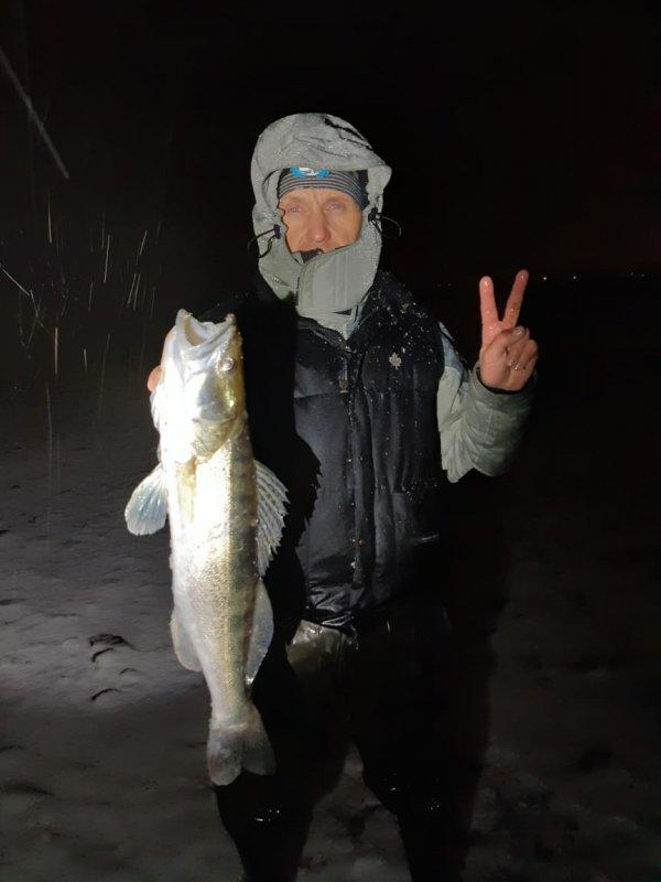 Рыбалка в шторм