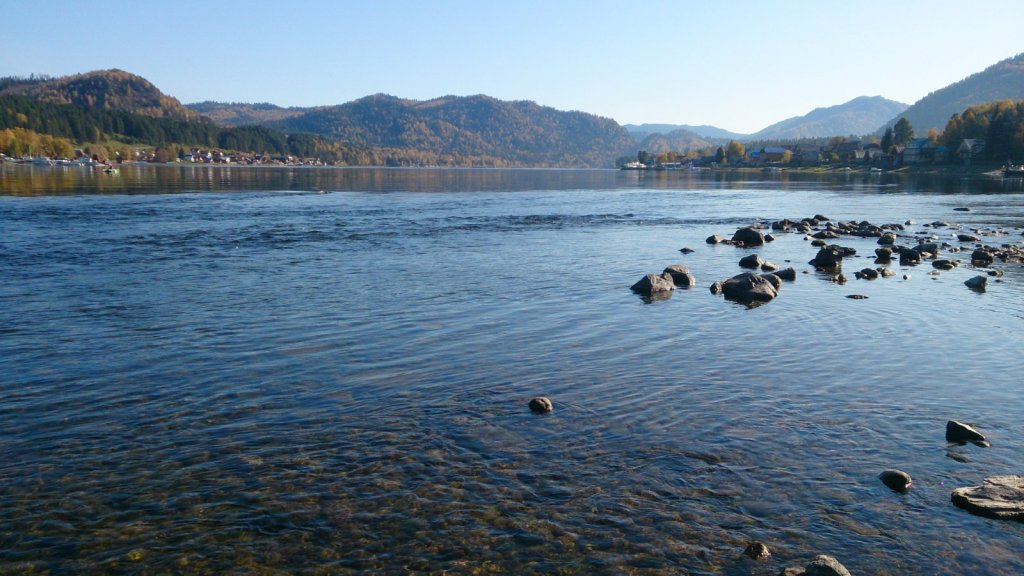 Исток Бии - Телецкое Озеро