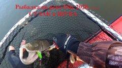 Рыбалка на реке Обь 2020. СУДАК И ЩУКА. Часть 4.