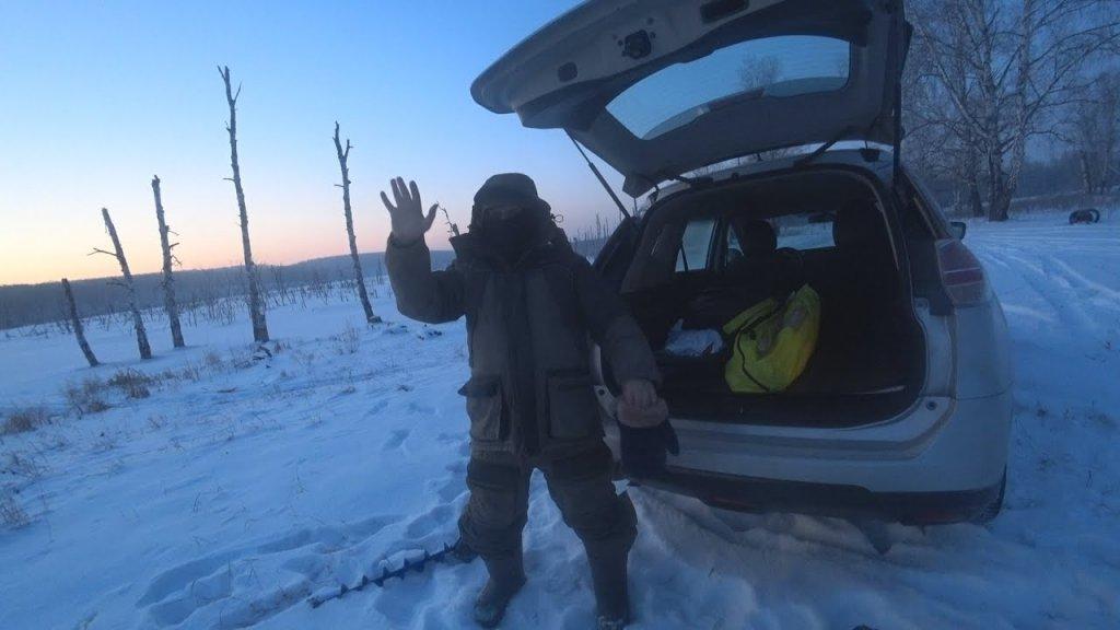 Романовский Зимняя Рыбалка