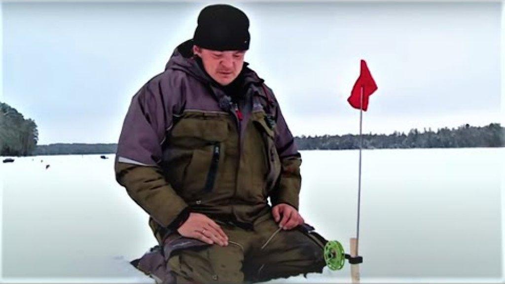 Как выбрать жерлицу и оснастить ее. Надежная жерлица «Терминатор». Зимняя рыбалка.