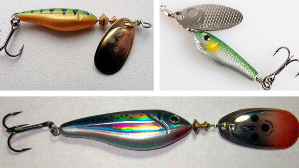 Рыболовным рукоблудам посвящается. Комбинированные приманки