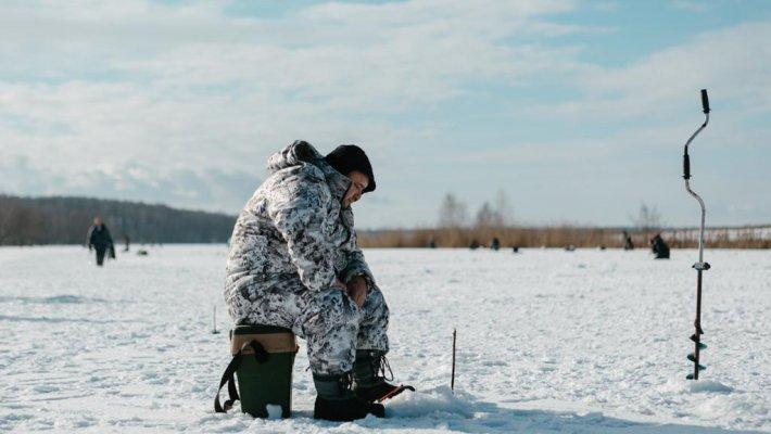 Все для зимней рыбалки – всего за 1 рубль в «Галамарте»!
