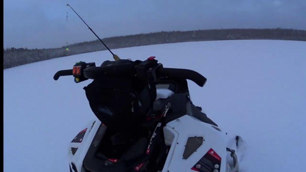 Поездка и рыбалка на таёжное озеро