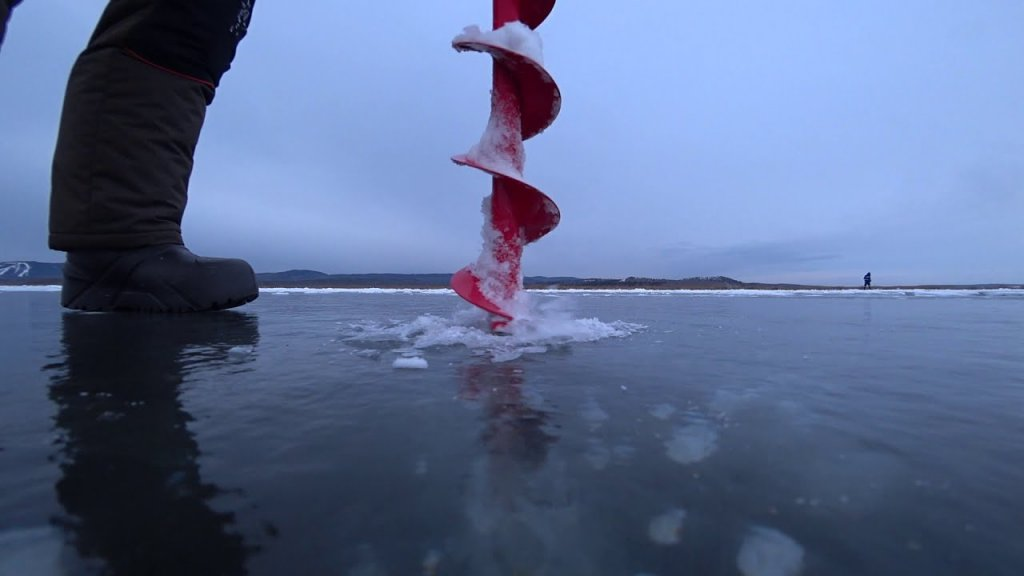 Танай зимняя рыбалка 2020