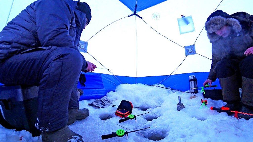 Мороз -30, а мы на Рыбалку.Ловим Корюшку.Рыбалка на Море