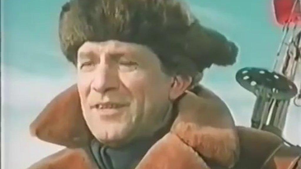 Старый советский фильм. Умели делать, умели рыбачить