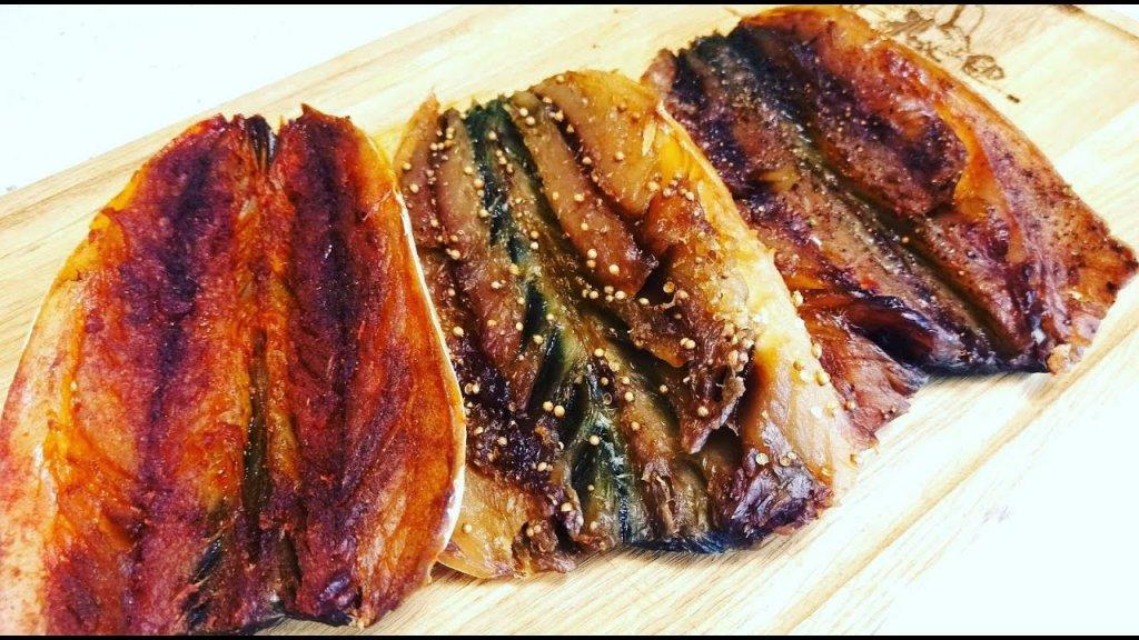Вяленая скумбрия вкуснее чем копченая! Балык из рыбы домашний рецепт!