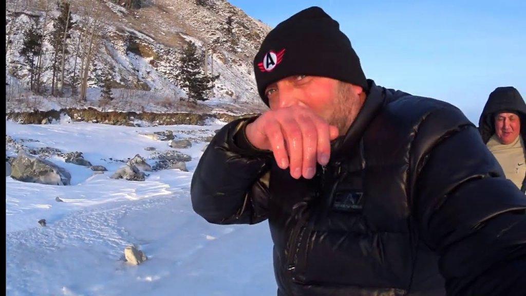 Рыбалка на Байкале от а до я