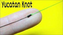 Соединительный узел yucatan knot. Как связать леску между собой. Лайфхаки и самоделки. Рыбалка 2021