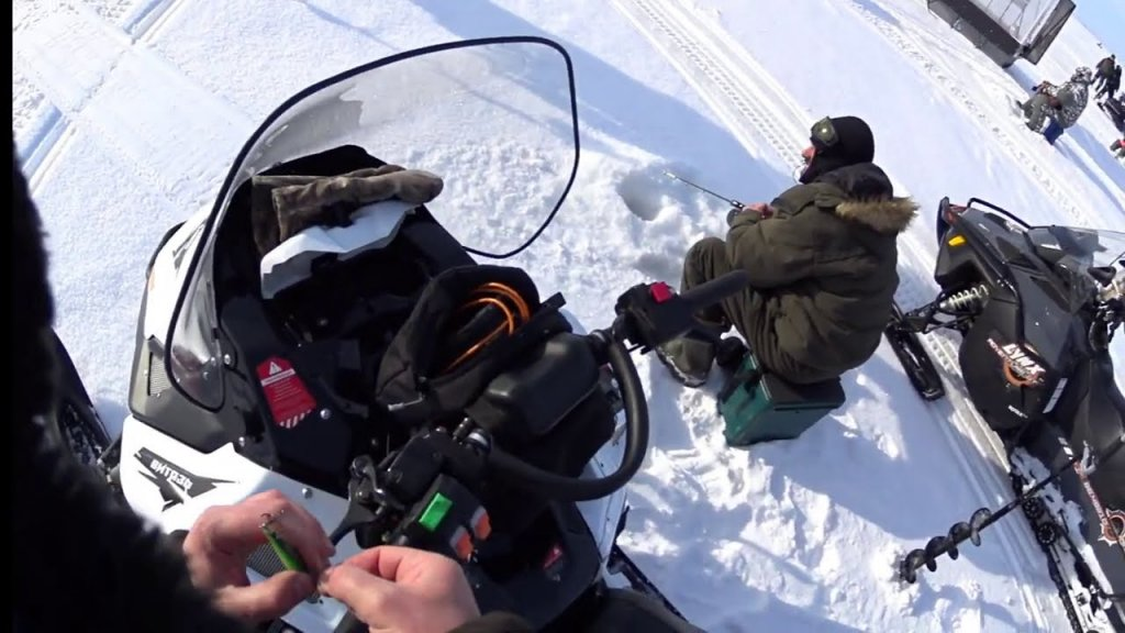 СУДАК на РАТЛИН в шикарную погоду на снегоходе 05.02.2021