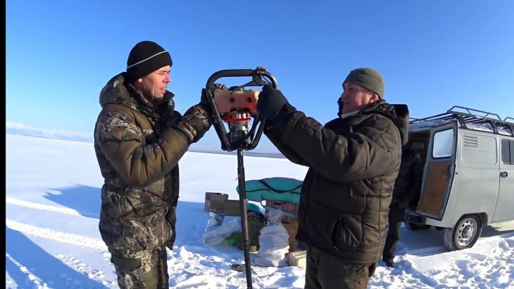 Рыбалка на байкале от а до я!!! Часть 3