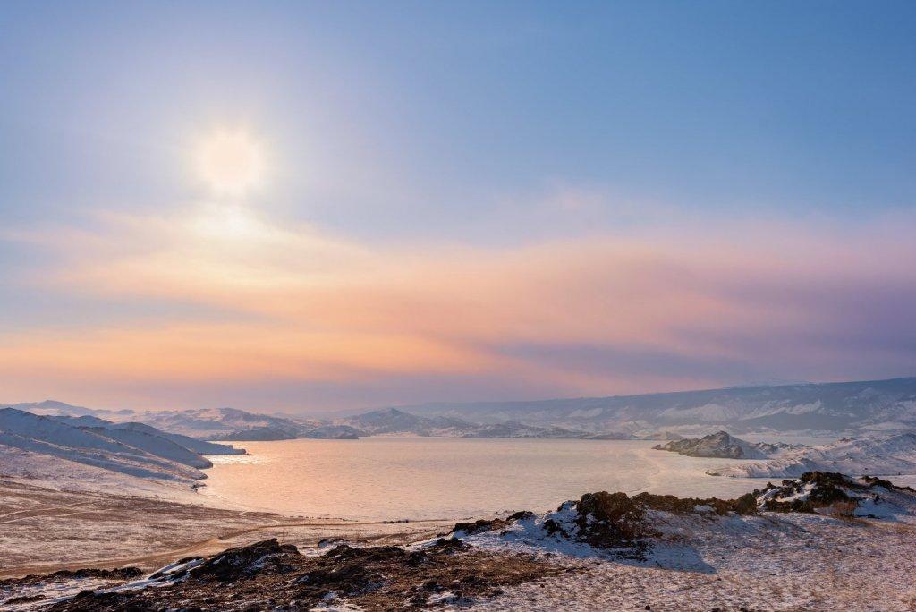 Байкал (залив Хул)