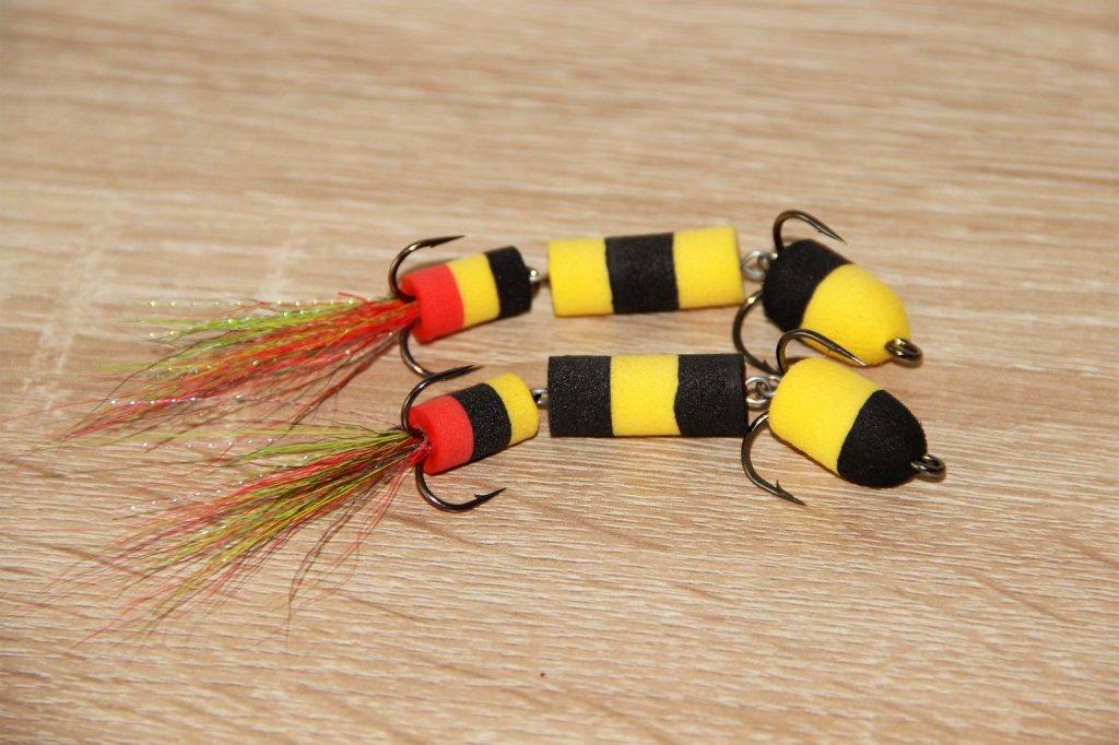 Черно-желтый или Желто-черный, вот в чем вопрос)