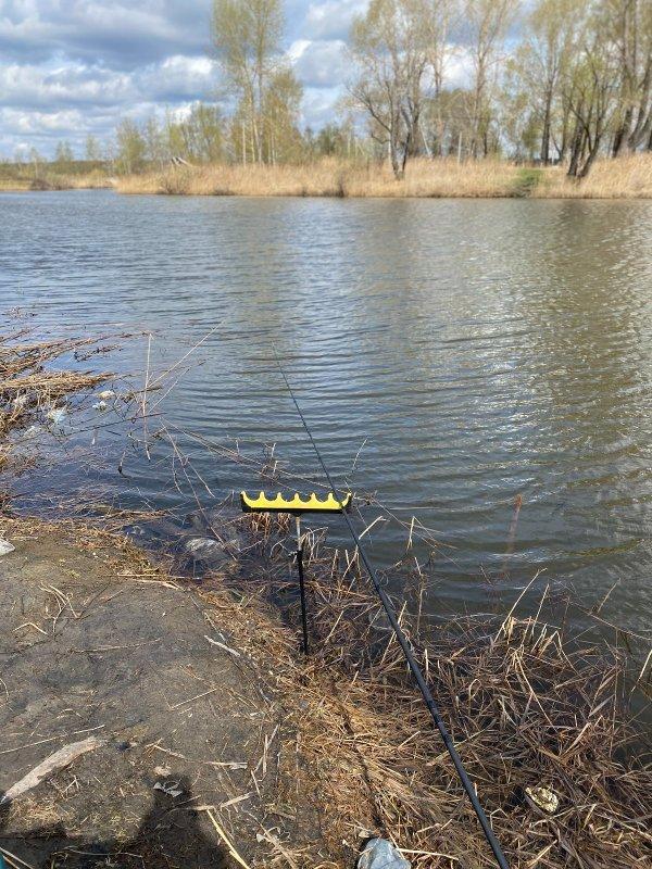 озеро Глухое 25.04.2020