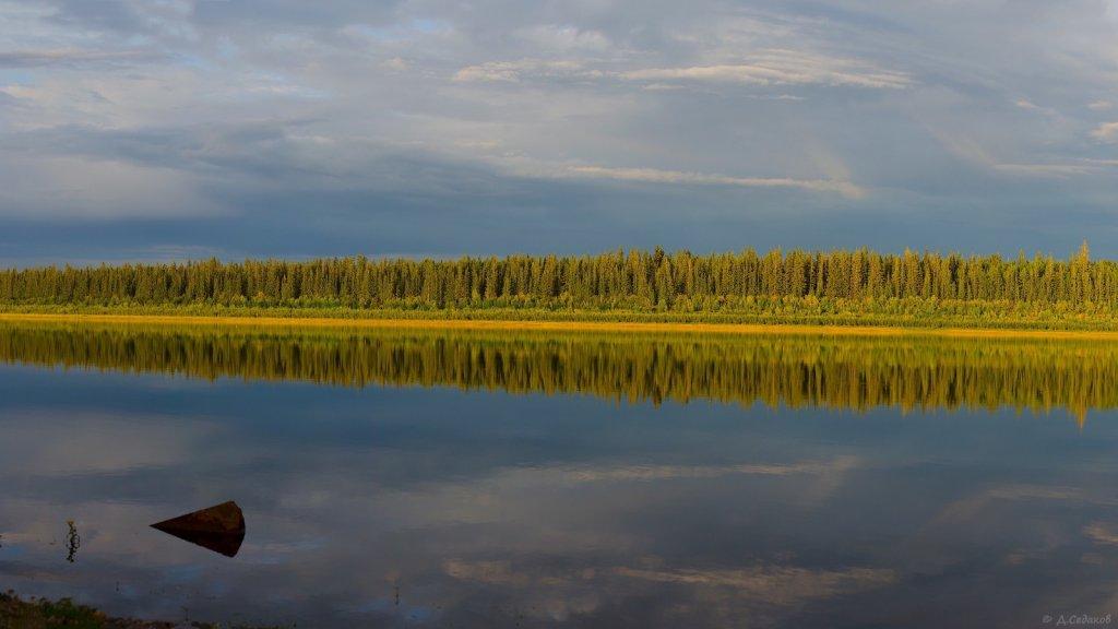 Северный Вилюй/Вилюй якутский.