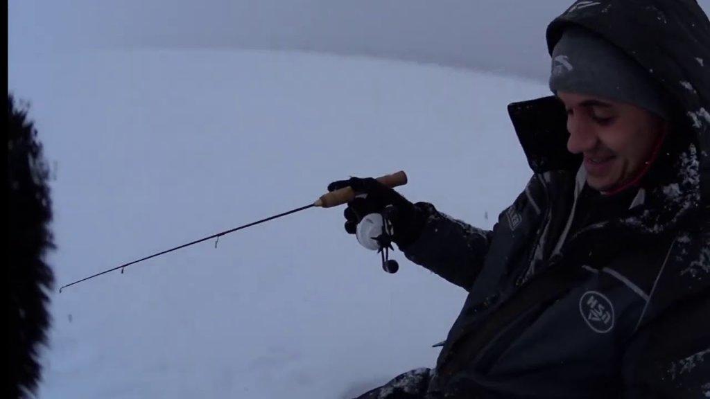 Рыбалка на СУДАКА 01.03.2021