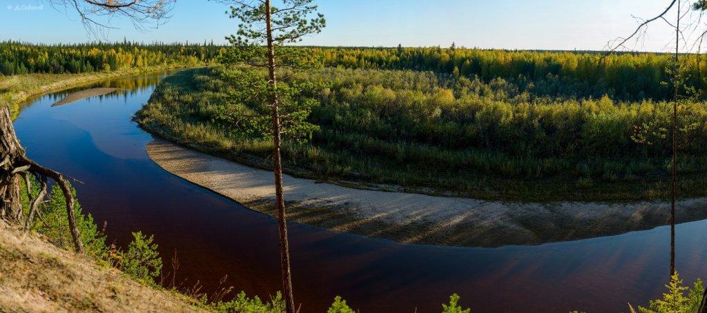 Малые реки большой страны.