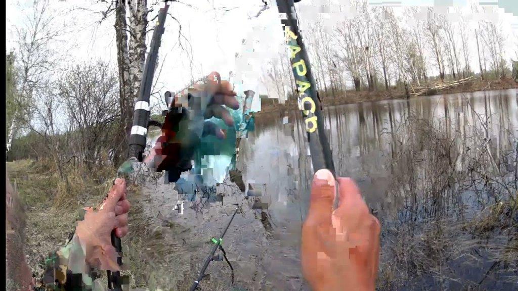 НА Линя!!! Первая рыбалка в жизни на Линя!!