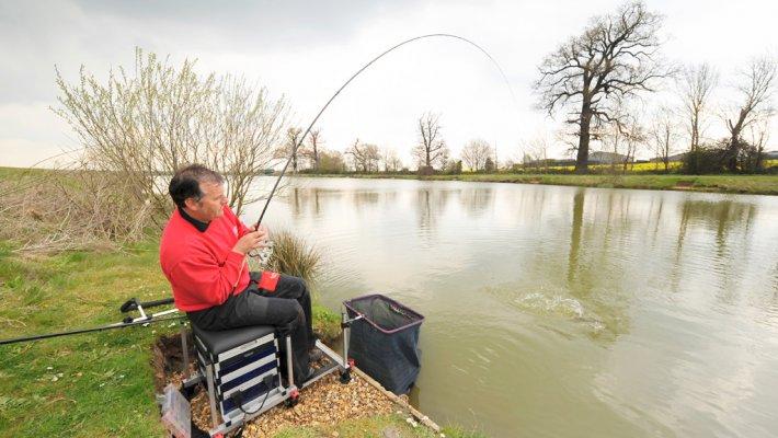 Фидерный фестиваль «Рыболовная семейка 2021»
