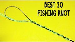 20 лучших рыболовных узлов. Как связать две лески между собой. Лайфхаки и самоделки для рыбалки