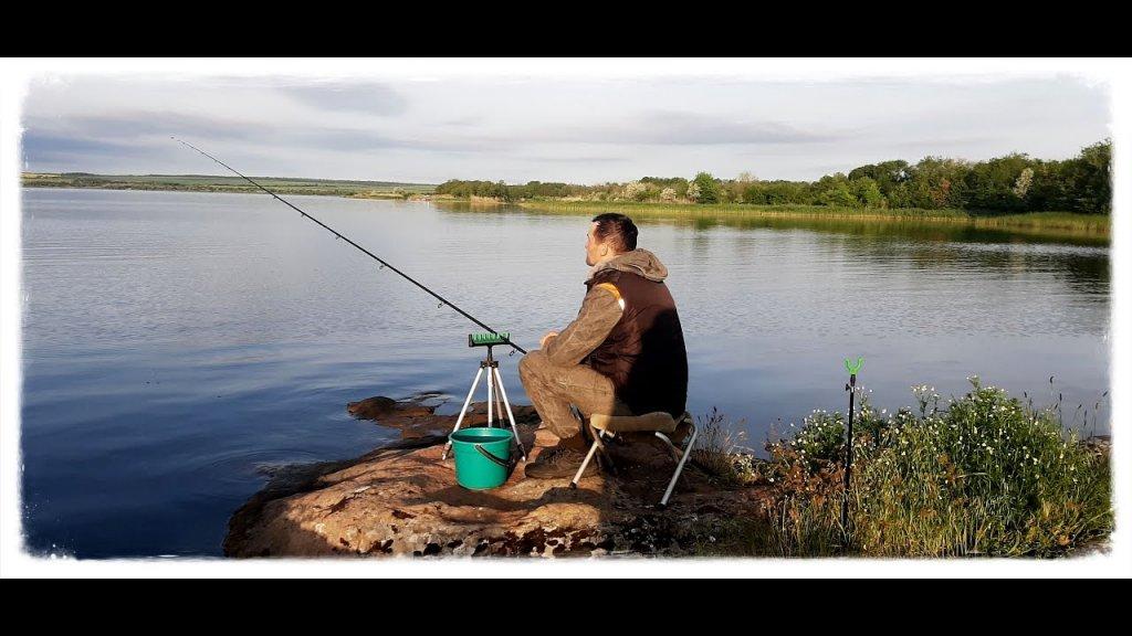 ЛОВЛЯ ЛЕЩА на водохранилище. Рыбалка с ночёвкой. Рыбалка на донки