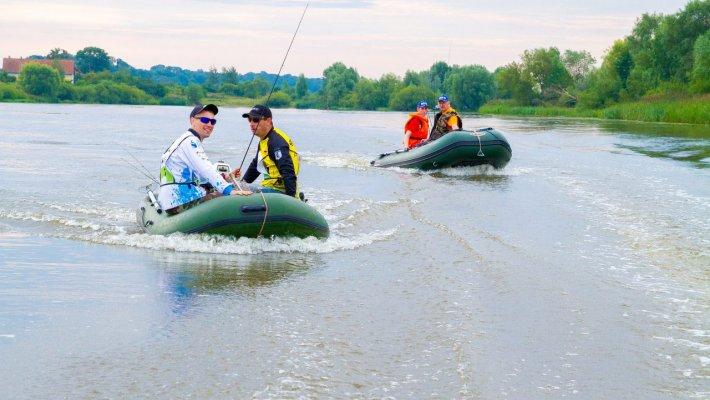 Чемпионат НСО по спиннингу с лодок. Регистрация открыта