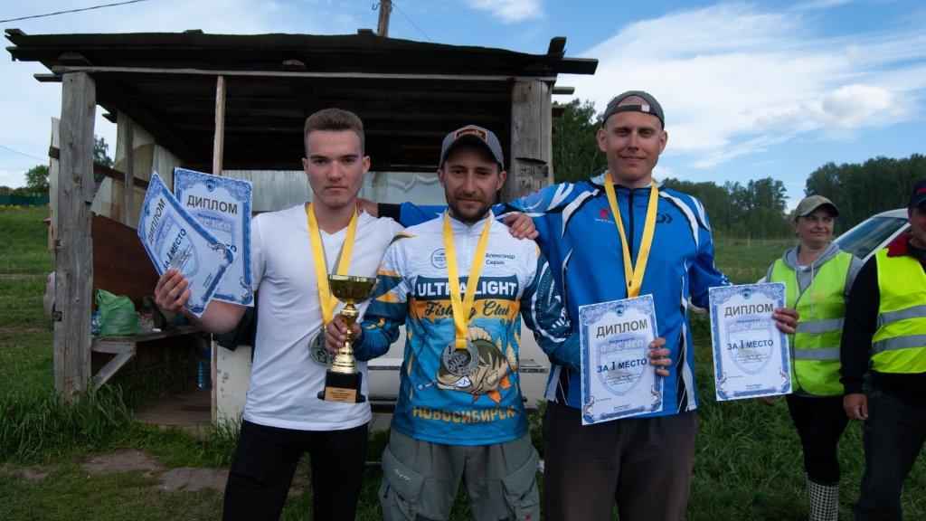Отчет Чемпионов Новосибирской области по спиннингу с берега команды «Attack team» 12.06.2021