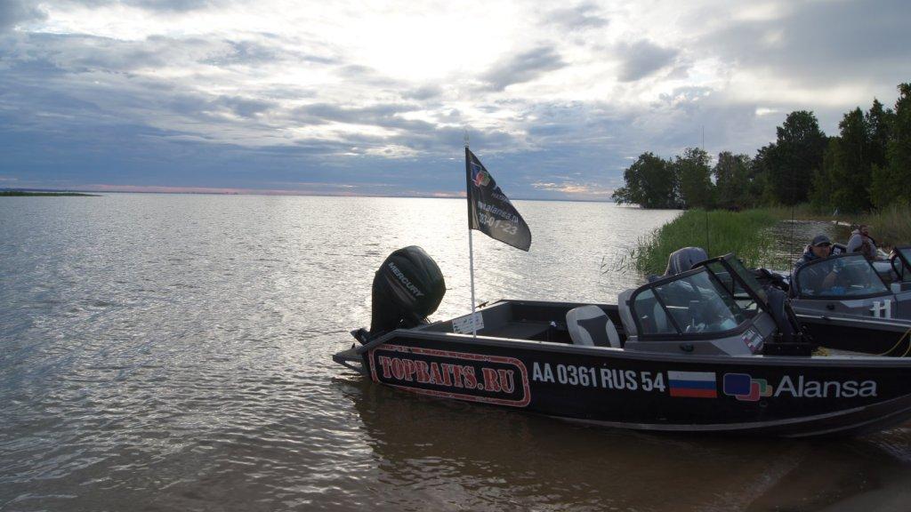 Спиннинг с лодок – сезон открыт!