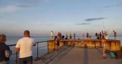 Крым. Рыбалка. Пистолет