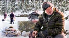 Рыбалка с хантами. «Крокодилы» Мат Югана