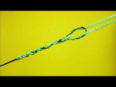 10 лучших рыболовных узлов. Как привязать шок лидер к леске.  Лайфхаки и самоделки. Рыбалка 2021