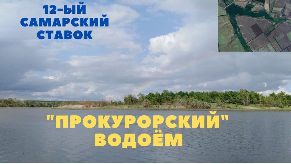 """Охота на амура в Донецкой области.Рыбалка на Самарских ставках.Ловля на 12-ом """"ПРОКУРОСКОМ"""" водоеме."""