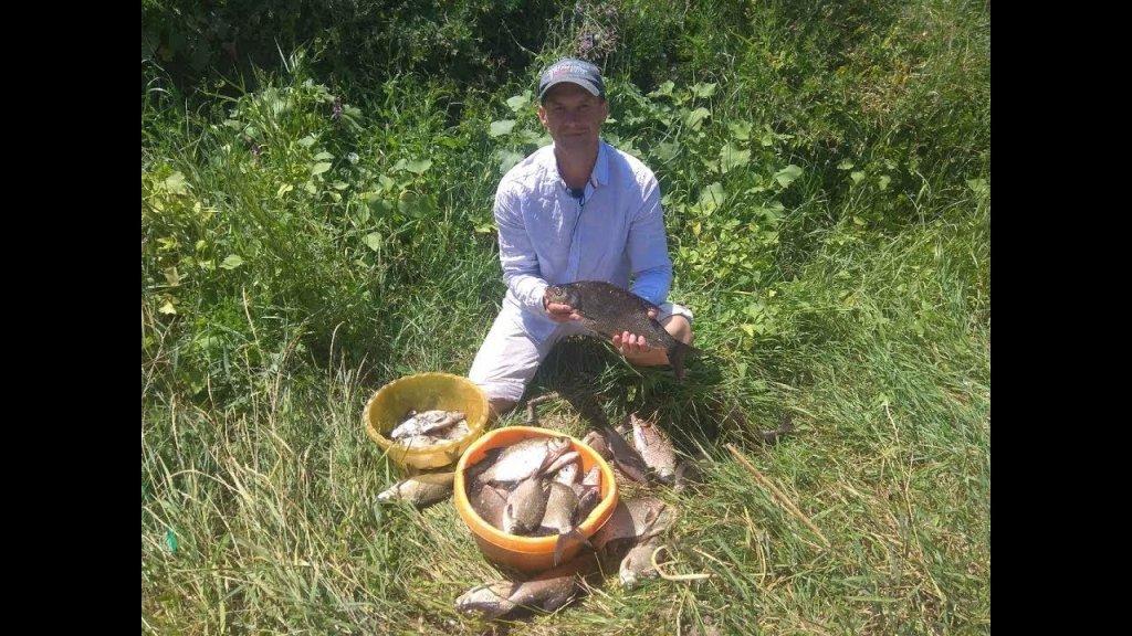 Сало vs  опарыш. Маленький бонус на фидер. Рыбалка на водохранилище. Часть 2