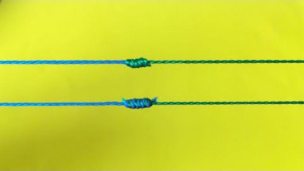 Как привязать леску к леске | Лучшие рыболовные узлы