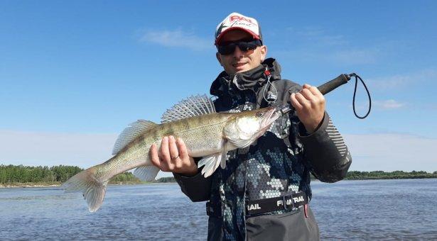 Рыбалка в ТО