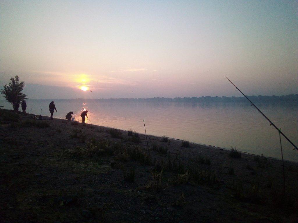 Рассвет в Огурцово.