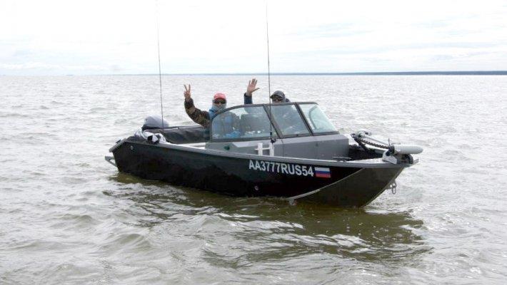 Открыта регистрация на кубок НСО по спиннингу с лодок