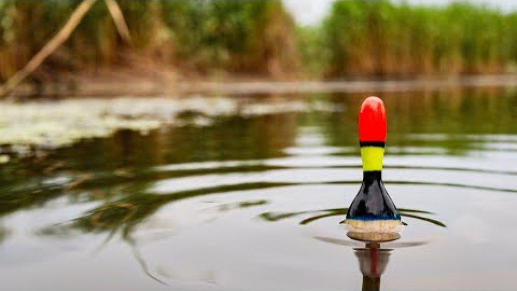 Сейсмический поплавок на карася / как сделать поплавок своими руками / рыбалка на карася
