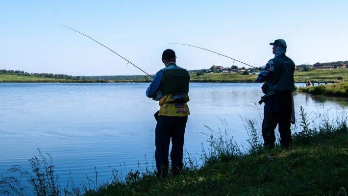 Чемпионат НСО по ловле рыбы спиннингом с берега: 31 июля - 1 августа