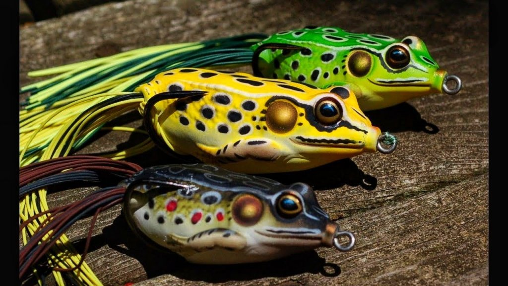 Рыбалка в беларуси   обзор frog fishing   pike attack