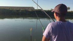 Весёлая рыбалка